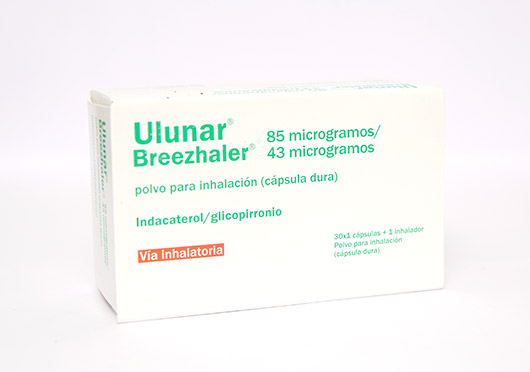 Ulunar Breezhaler
